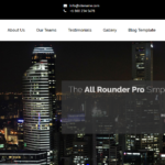 allrounder multipurpose wordpress theme